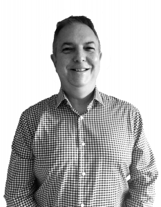 Andy Jones, Sales Director