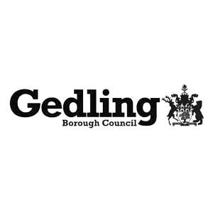 Gedling Borough Council logo