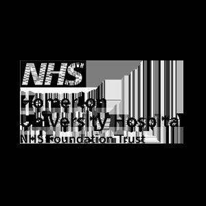 NHS Homerton University Hospital logo