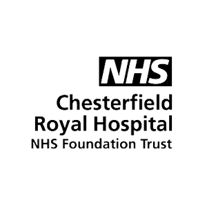 NHS Chesterfield Royal Hospital logo