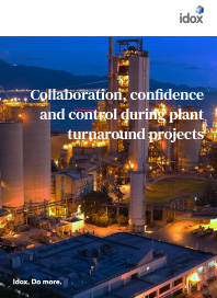 Collaboration, confidence and control during plant turnaround projects