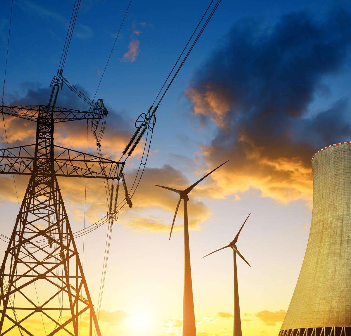 Energy utilities